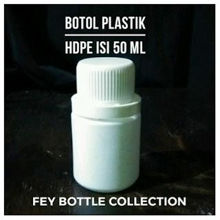 Jual Botol Plastik 50 Ml