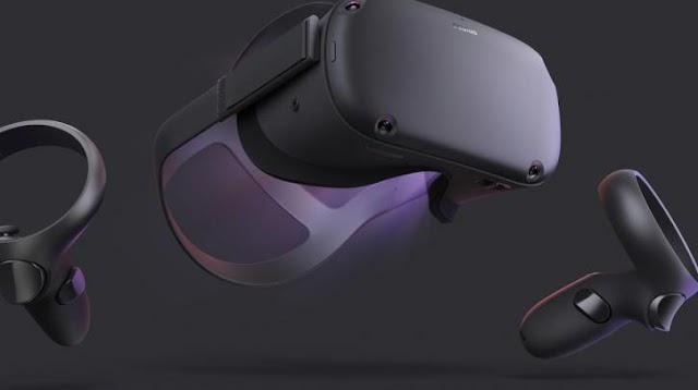 Το Facebook παρουσίασε, η νέα του συσκευή εικονικής πραγματικότητας Oculus Quest
