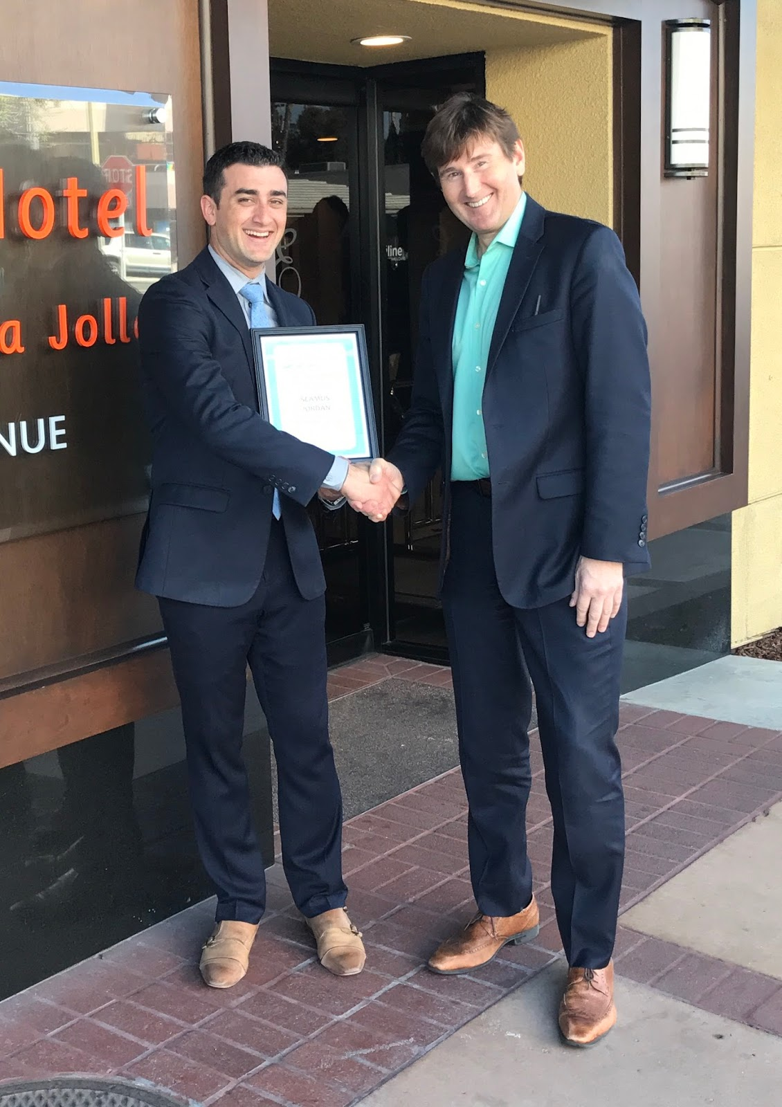 Exceptional Experiences Empress Employee Of The Quarter