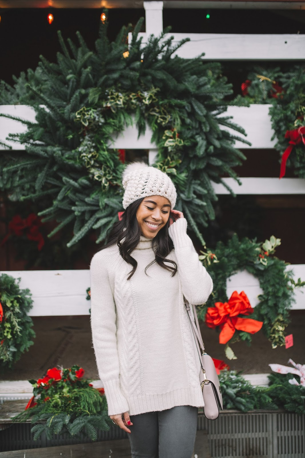Casual Chic Christmas + Why I Love Partnering with AEO