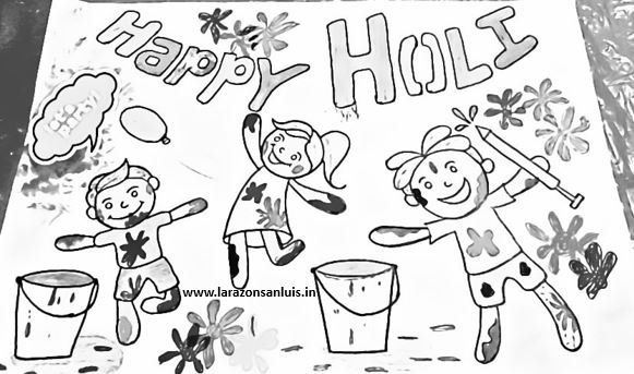 holi-drawing-images