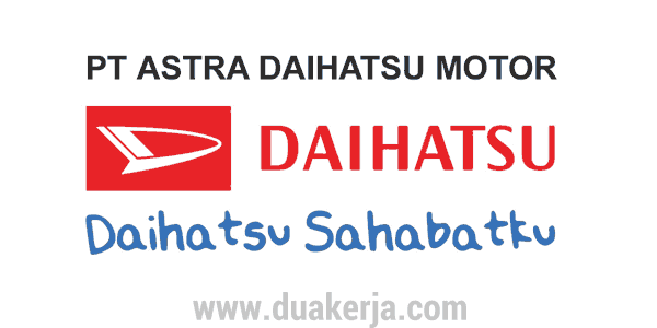 Lowongan Kerja PT Astra Daihatsu Motor Tahun 2019