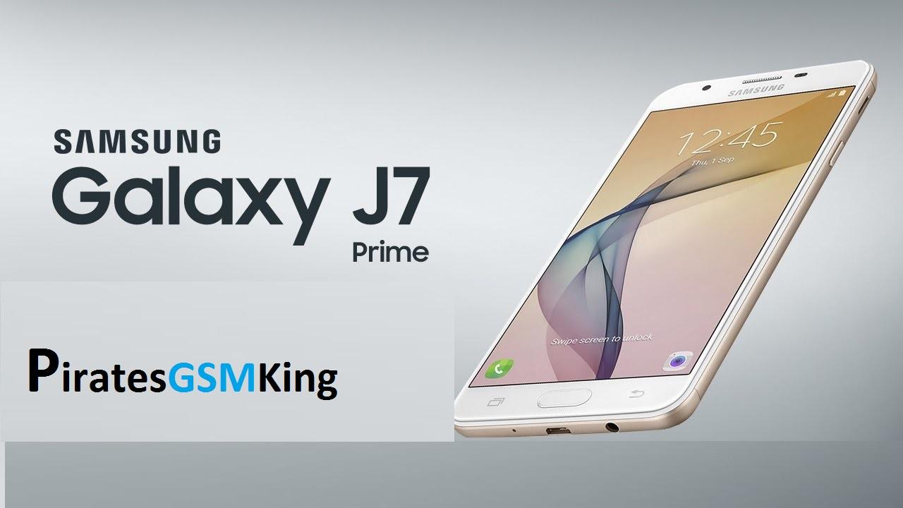 Samsung J7 Prime G610F 7 0 Stock Firmware   PiratesGSMKing