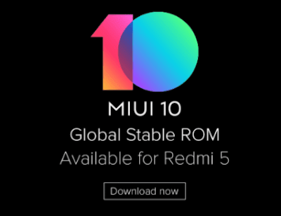 Download miui 10 stable room