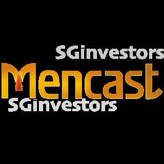 MENCAST HOLDINGS LTD. (5NF.SI) @ SG investors.io