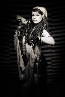 Elaïs Livingston, Danse Tribale, Tribal Fusion, ATS, Rennes, Paris, France