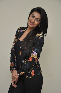 Actress Nikki Galrani Latest Pictures in Floral Jacket  0006.jpg