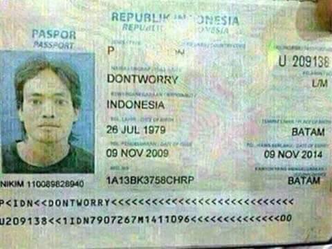 nama terpendek di indonesia
