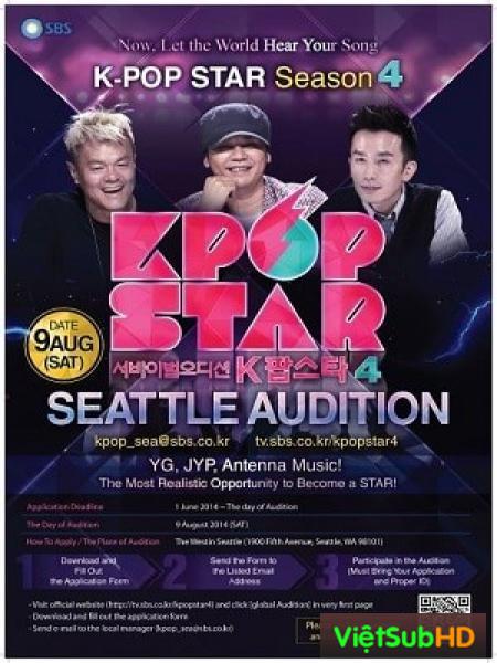 Kpop Star Mùa 4