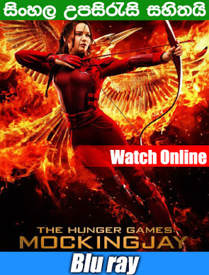 The Hunger Games: Mockingjay - Part 2 2015 Full Movie Watch ONline Free With Sinhala Subtitle