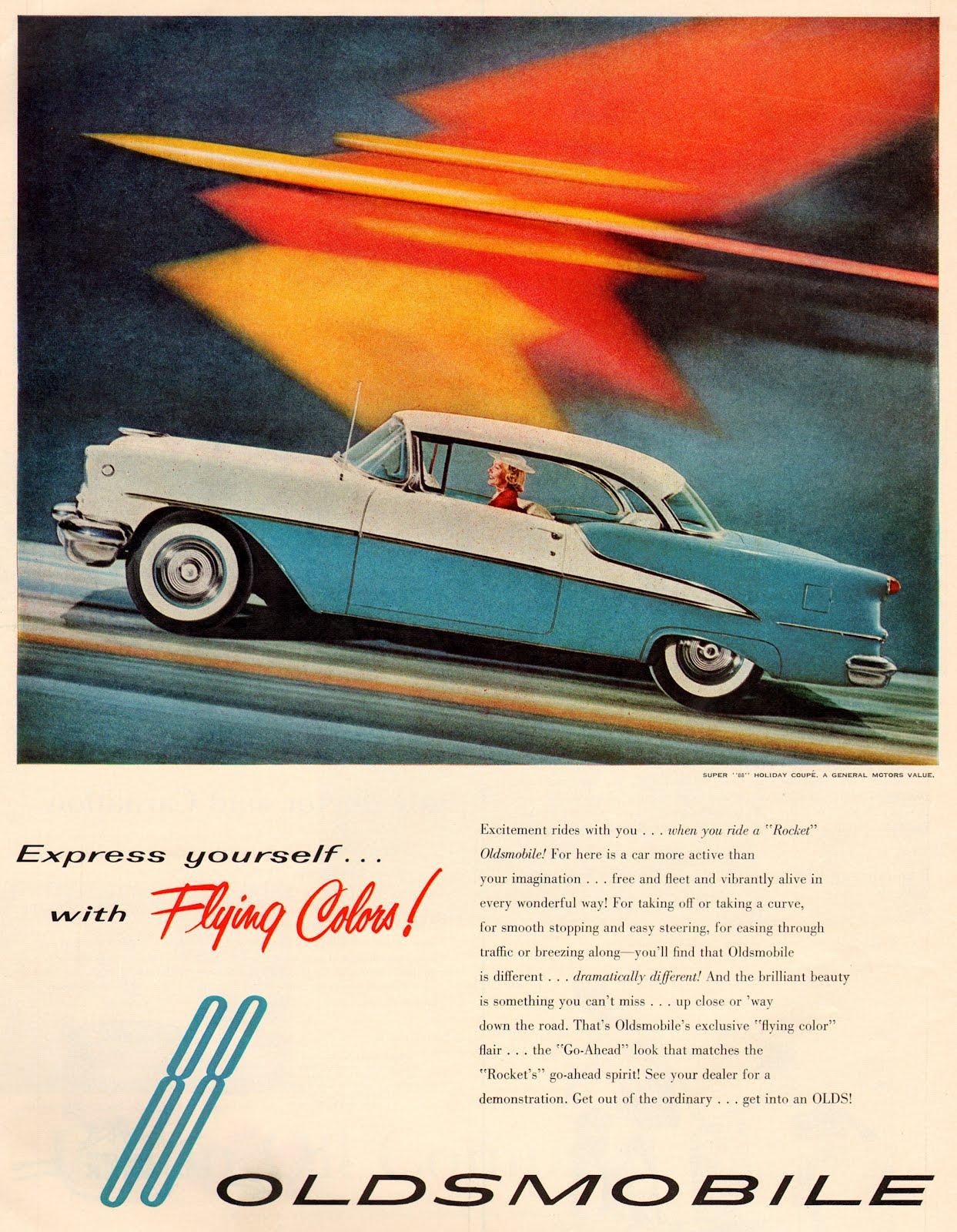 Vintage Automobile Ads ~ vintage everyday