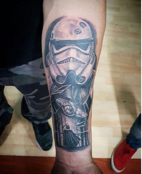 Star Wars Tattoos