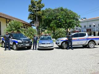 Veículos apreendidos pela Justiça reforçam Guarda Civil em Lorena, SP