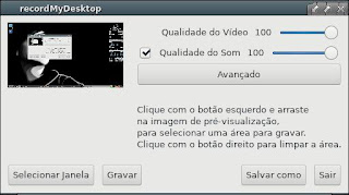 RecordMyDesktop grave videos impressionantes