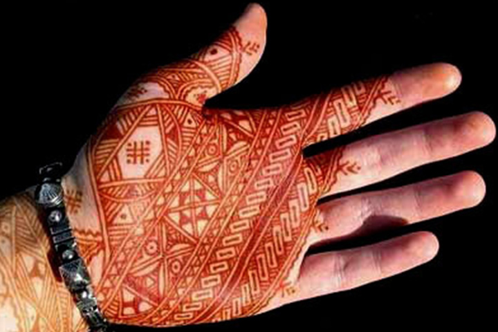 Mehndi Design for Men