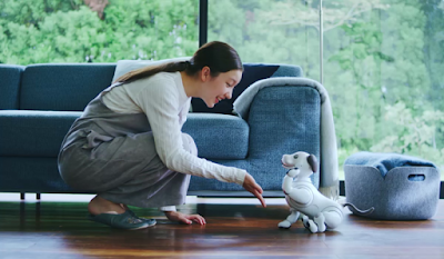 Sony Aibo — the pet with emotions