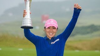 GOLF - La coreana In-Kyung Kim alza el British Open femenino