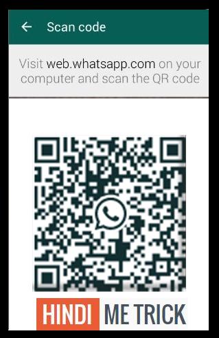 QR Code Scan kare