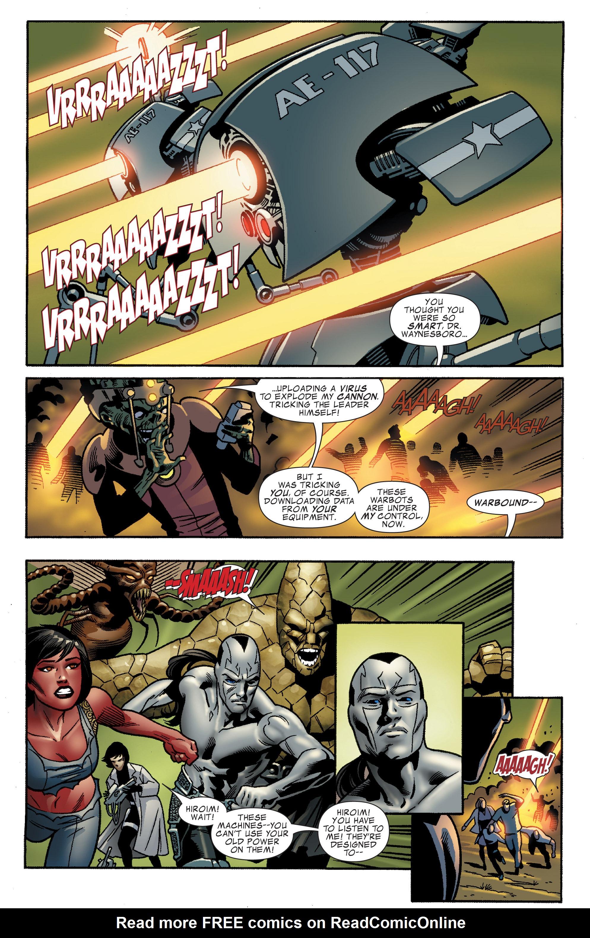 Read online World War Hulk Aftersmash: Warbound, Vol. 1 comic -  Issue #5 - 6