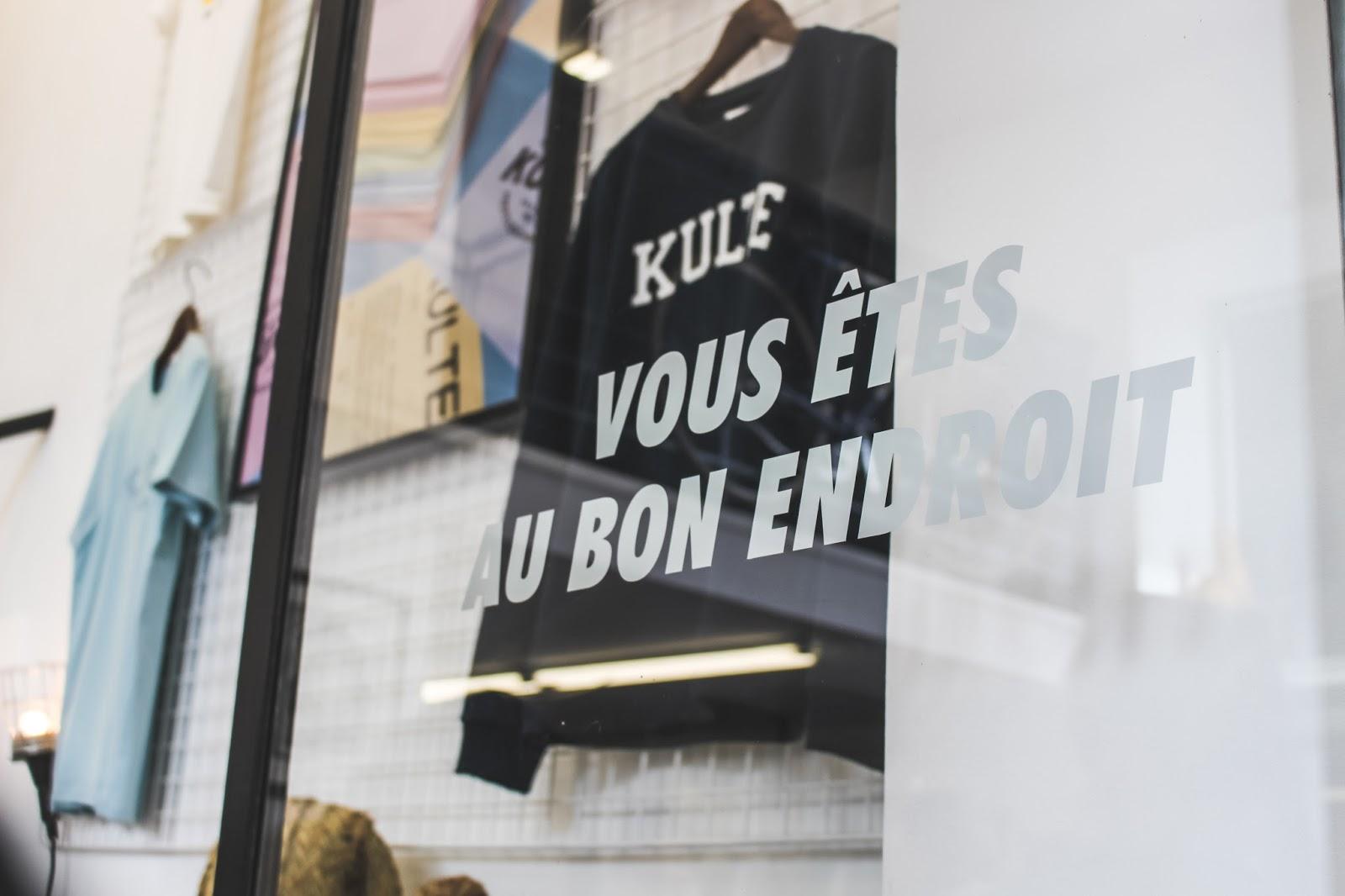 Boutique Café Kulte Marseille