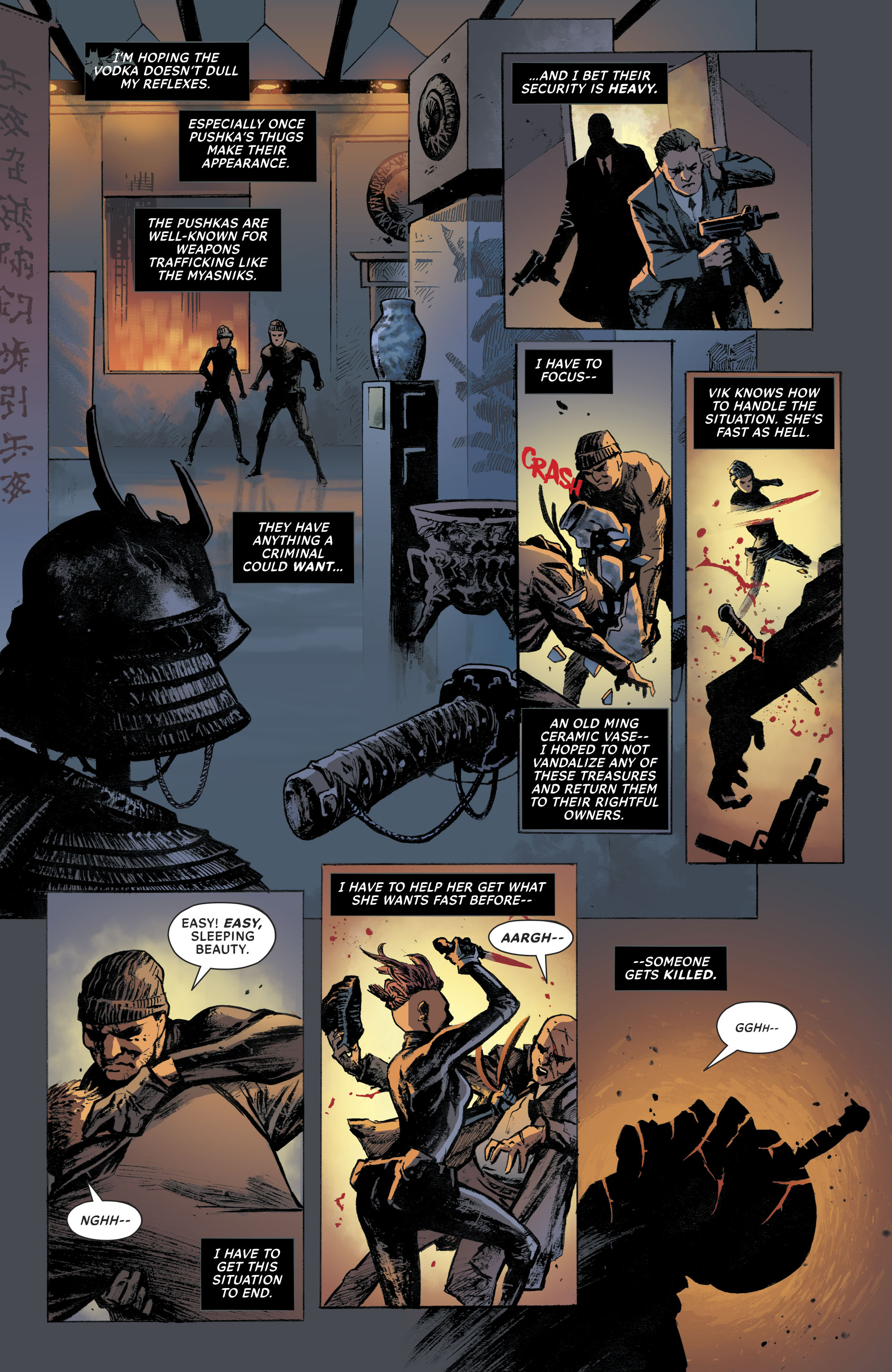 Read online All-Star Batman comic -  Issue #11 - 28