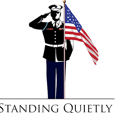 Samantha Walker's Imaginary World: Standing Quietly: A Veteran's Day Salute