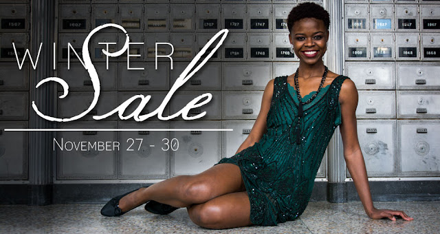 Royal Vintage Shoes Winter Sale November 27 - 30 2015