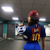 Miss Bum Bum Shows Off Her Round Bum Wearing Lionel Messi Jersey in New Photos
