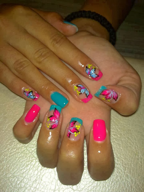 beautiful nails design - nail