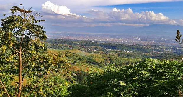 Kawasan Punclut Bandung (Foto : kingstourtravel.com)