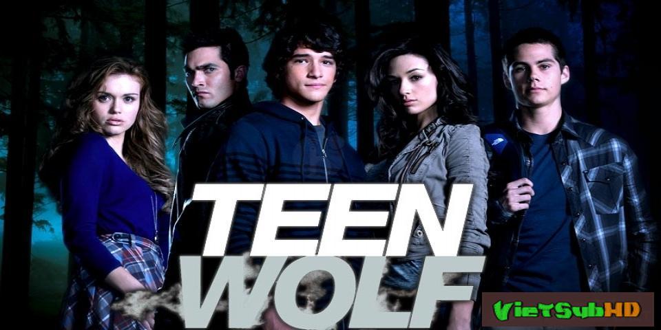 Phim Người Sói Teen: Phần 1 Hoàn tất (12/12) VietSub HD | Teen Wolf (season 1) 2011