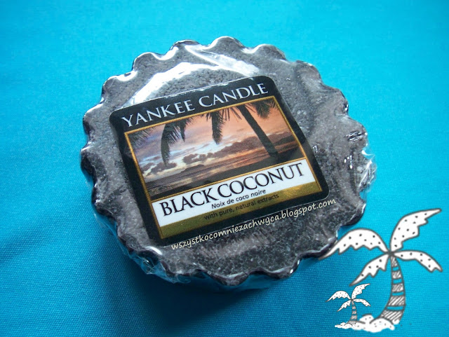 Yankee Candle, Black coconut