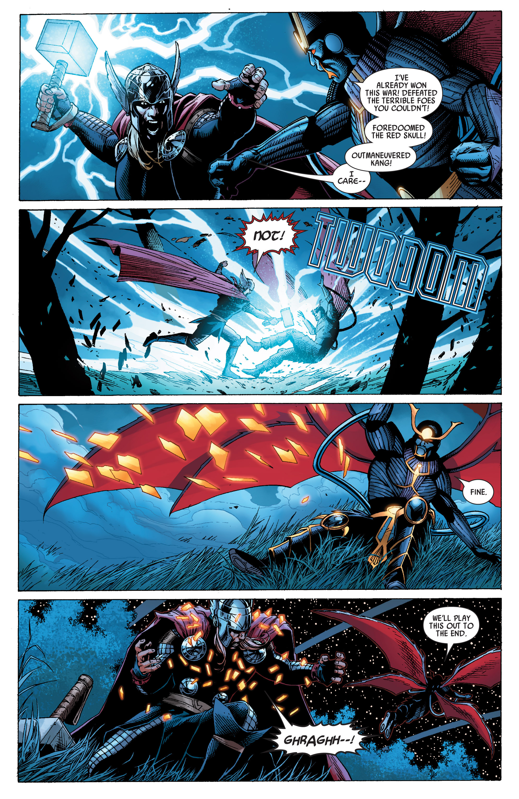 Read online Uncanny Avengers (2012) comic -  Issue #16 - 12