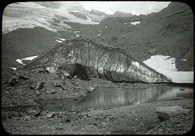 Glacier du Lac