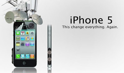 El Iphone 5 de apple