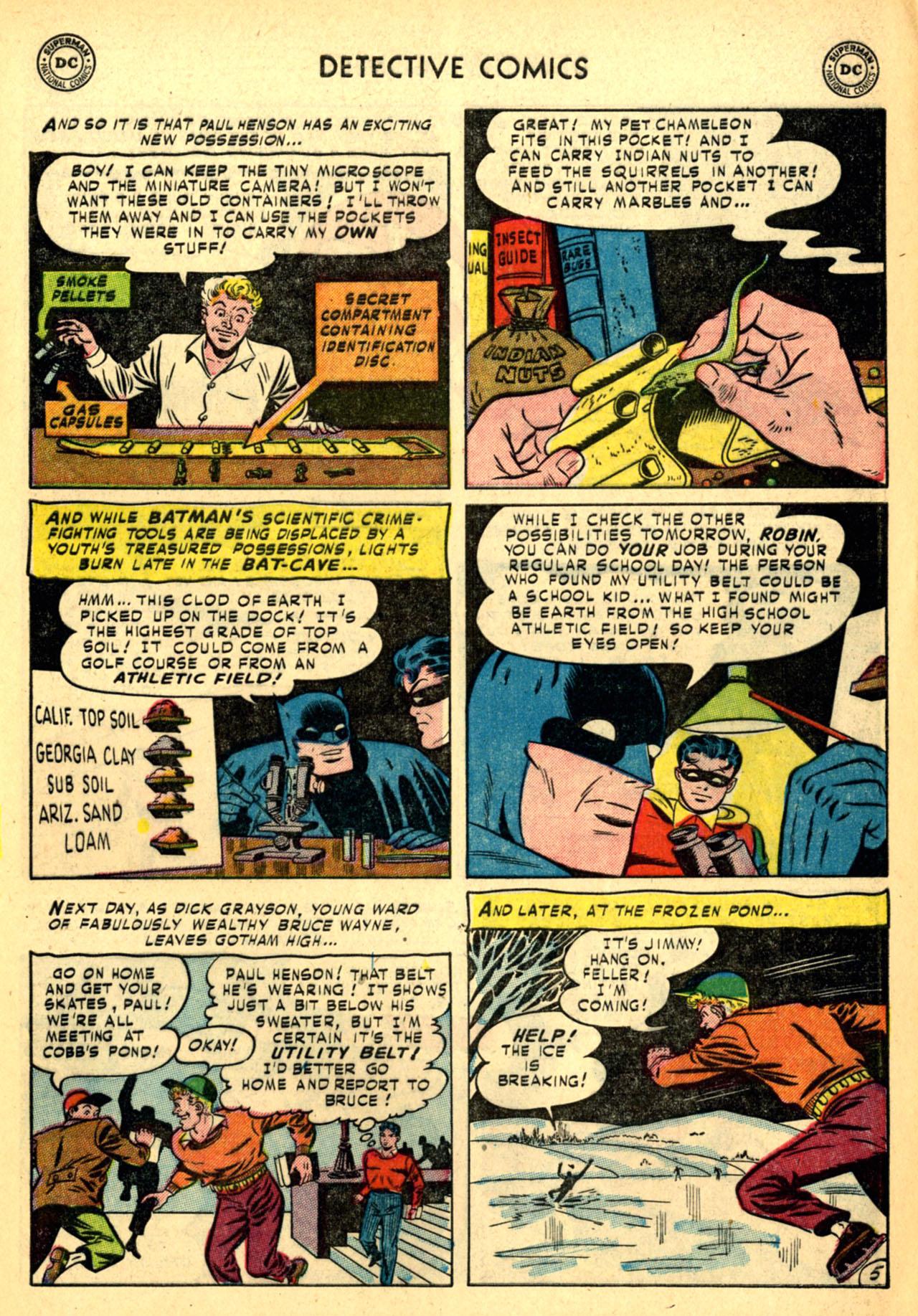 Detective Comics (1937) 185 Page 6