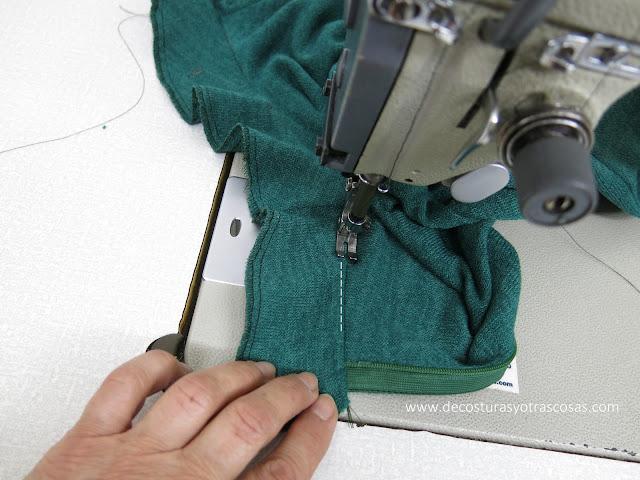 como coser a plá