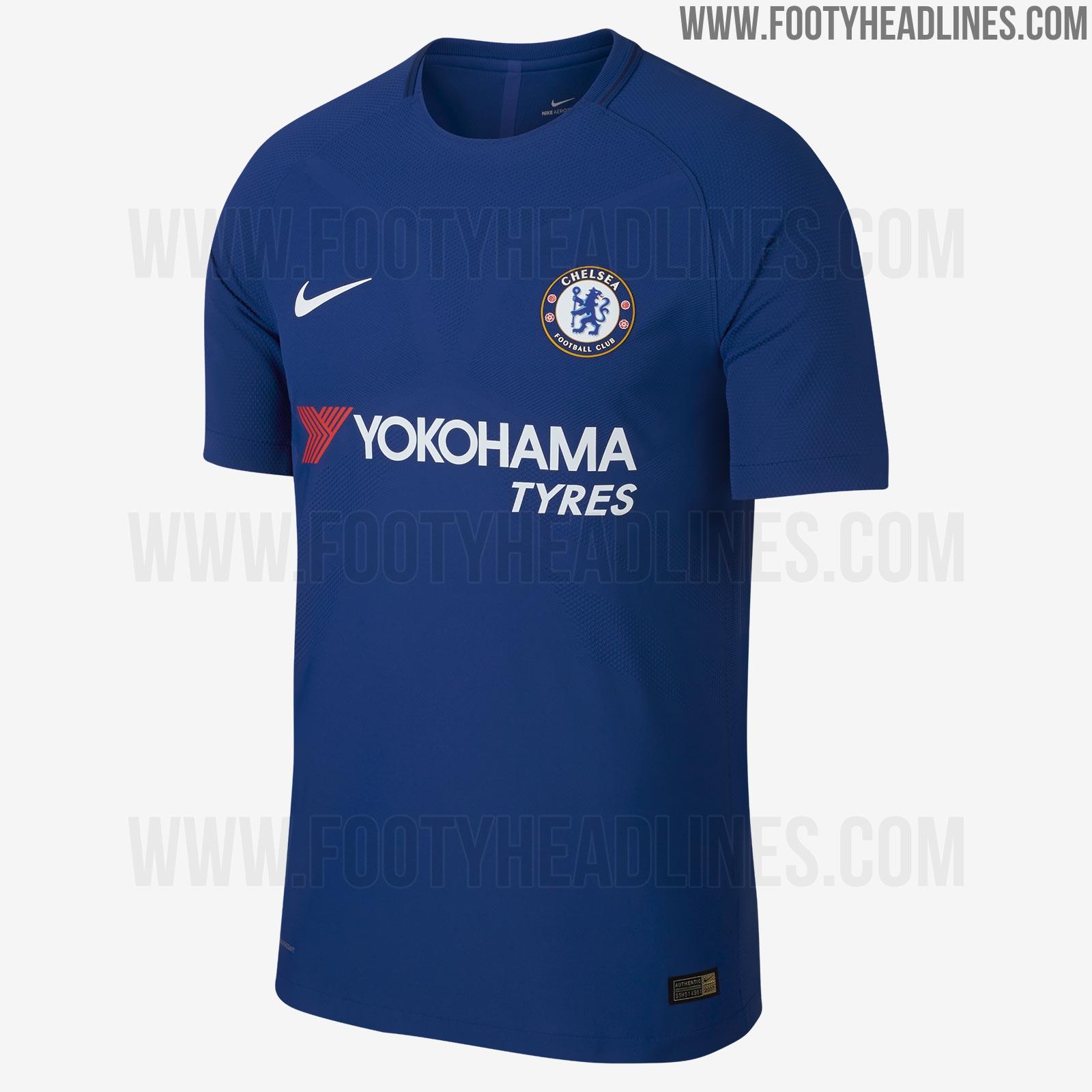 Nike Chelsea 17-18 Home Kit