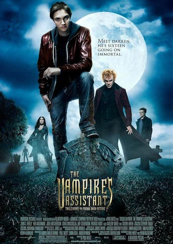 The Vampires Assistant 2009 Dual Audio Hindi Full Movie Download