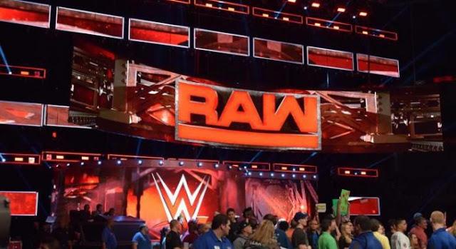 WWE Monday night Raw 5th November 2018 results/highlights.