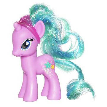 Starbeam Twinkle Brushable G4 MLP My Little Pony FIM Friendship is Magic