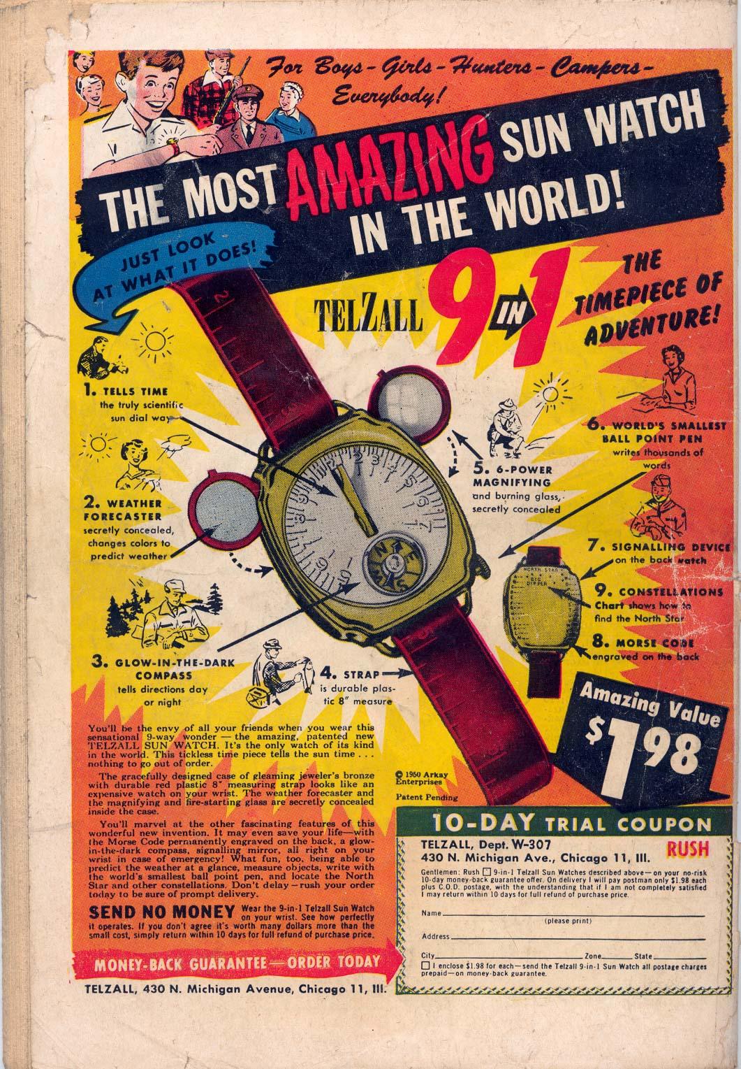 Strange Adventures (1950) issue 3 - Page 52