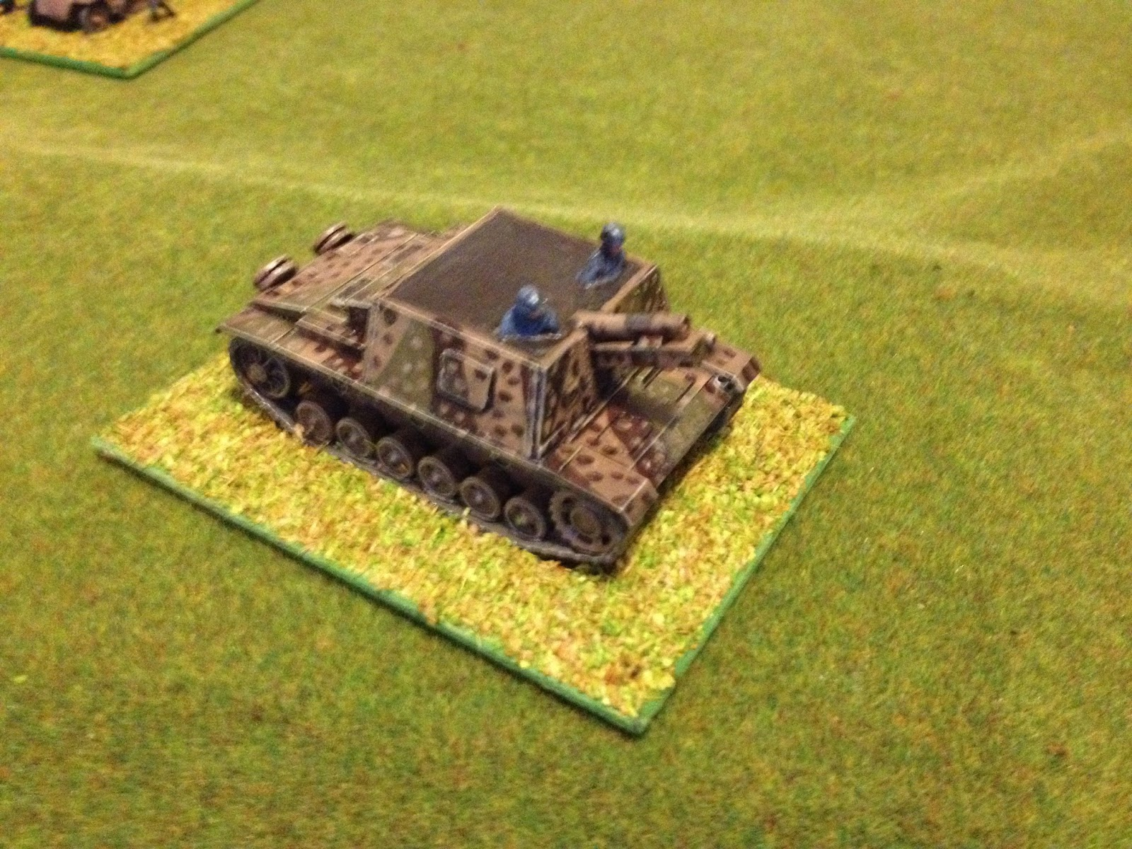 Gaming Stuh Grid Based Wargaming - But Not Always: Ww2 Project Continues
