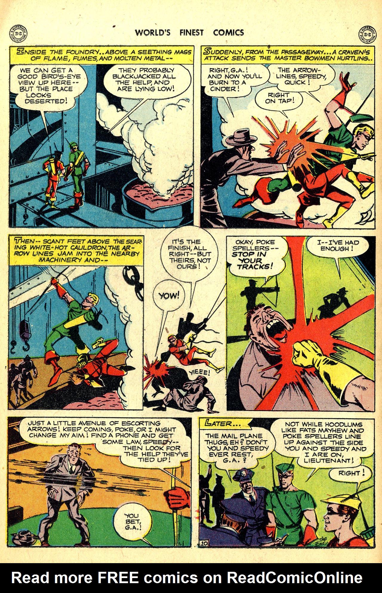 Read online World's Finest Comics comic -  Issue #18 - 58