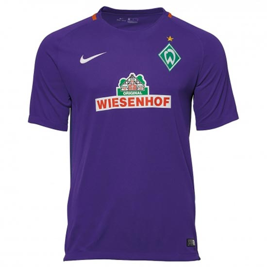 Werder Bremen 17 18 Home Away Third Kits Released