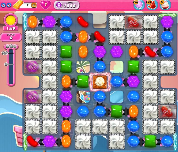 Candy Crush Saga 1546