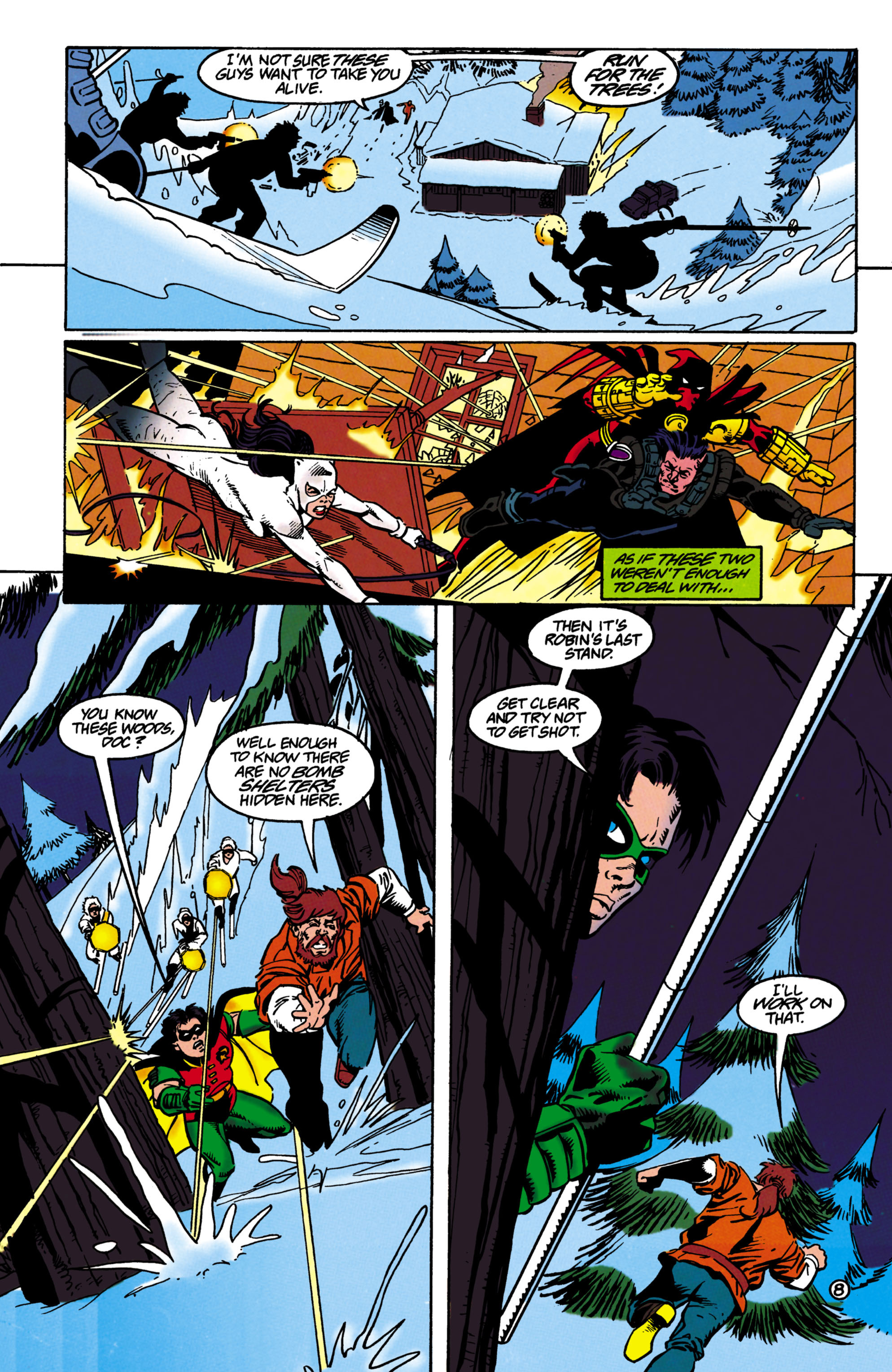 Catwoman (1993) Issue #31 #36 - English 8