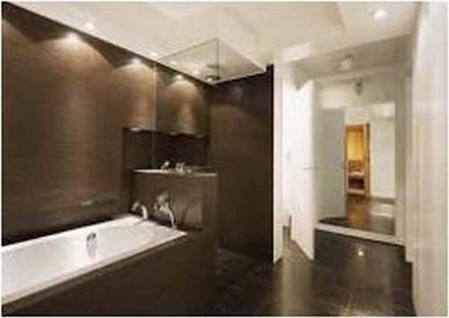 Small Bathroom Ceiling Color SBC P25