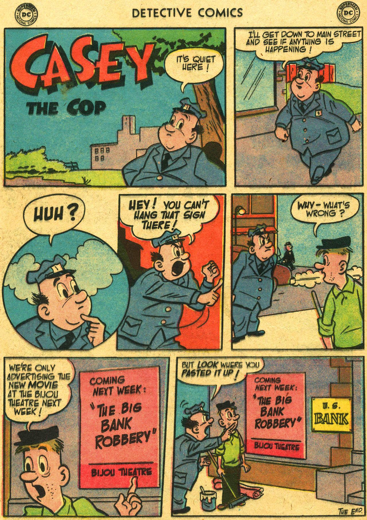 Read online Detective Comics (1937) comic -  Issue #253 - 16