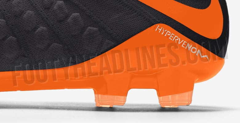 info for c6737 87798 Buy 'Dark Grey / Total Orange' Nike Hypervenom Phantom III ...